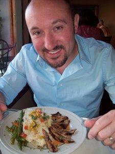 Jeremy - anniversary dinner